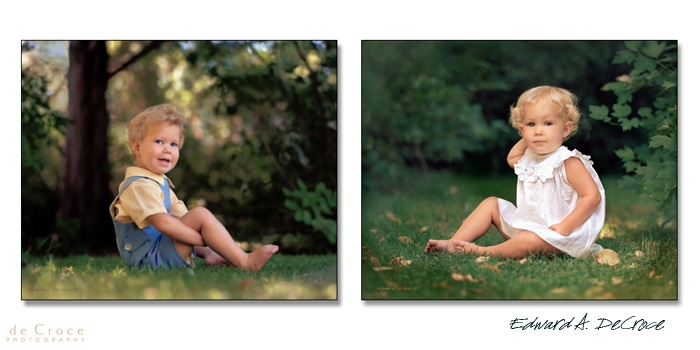 Denver Legendary portrait photographer Edward A. DeCroce