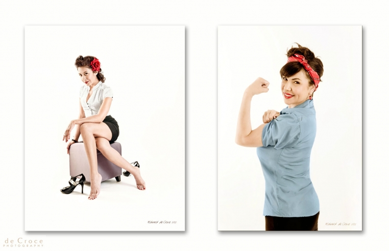 1940s style pin up pictures Denver