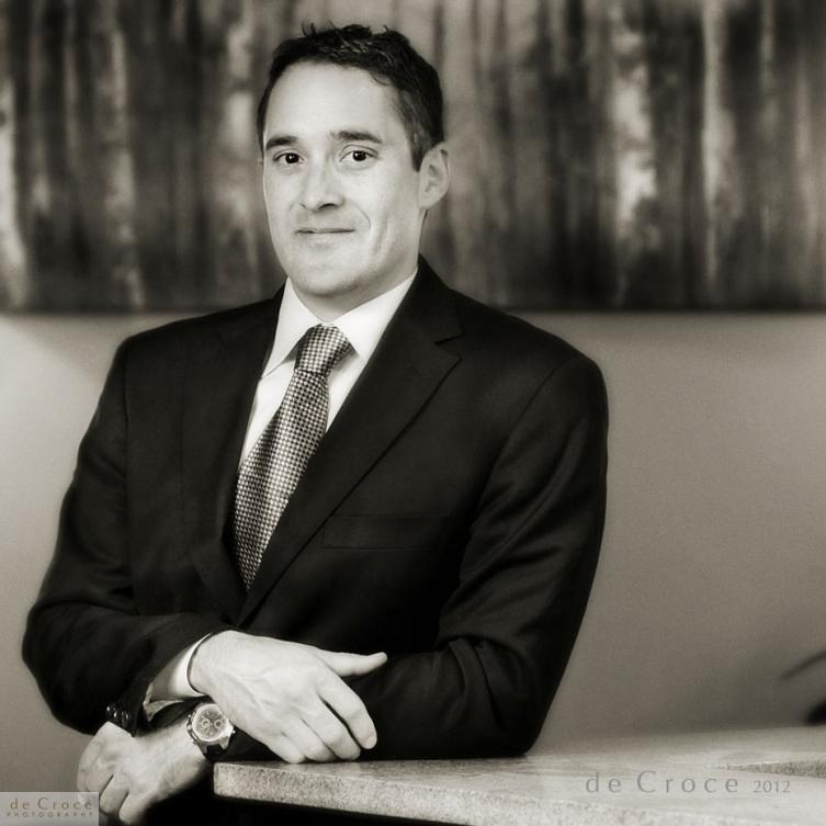 Business portrait Denver