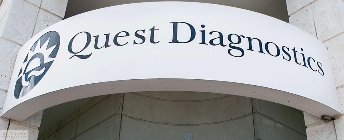 Editorial photography Quest Diagnostics