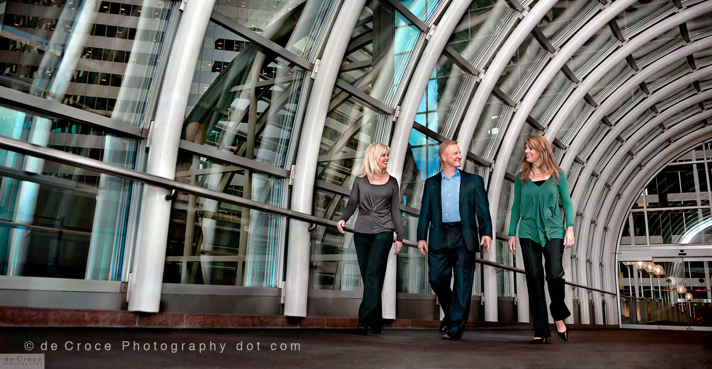 Business group photography Denver